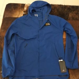 NWT Mountain Hardwear Railay Hoodie Jacket